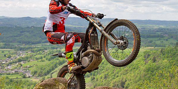 Le Championnat de France de Trial prend de l'altitude !