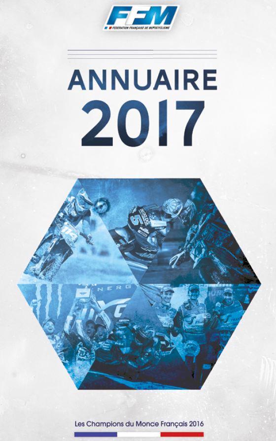 Annuaire FFM 2017