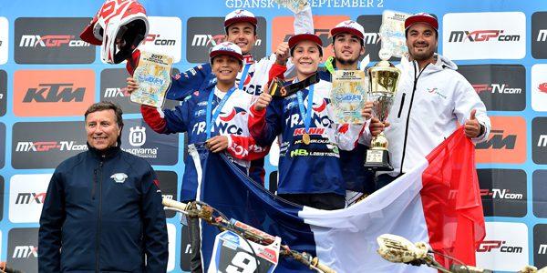 Quentin Marc PRUGNIERES vainqueur du Motocross des Nations !