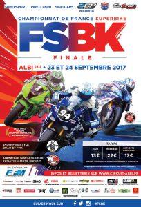 FSBK : la finale à Albi ce weekend !