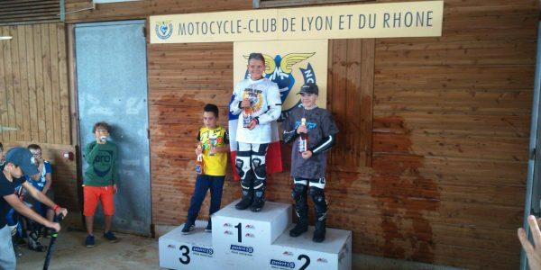 Loïc GOMBAUD Champion de France !